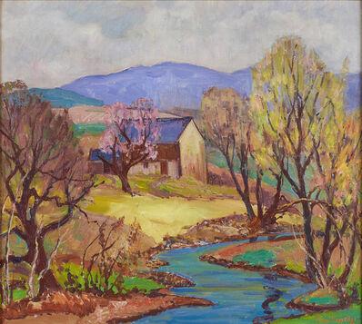 Fern Isabel Coppedge, 'April'