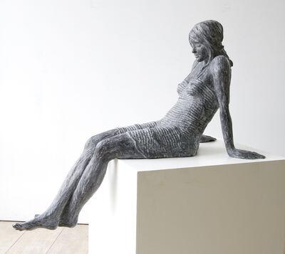 Linde Ergo, 'Les pieds dans l'eau', 2018