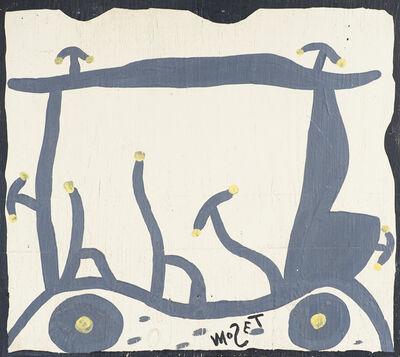 Mose Tolliver, 'Untitled (Alabama Freedom Bus)'