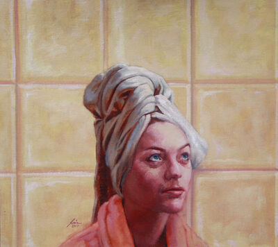 Eric Budovitch, 'Towel', 2017