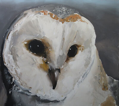 Santiago Ydañez, 'Untitled (Owl)'