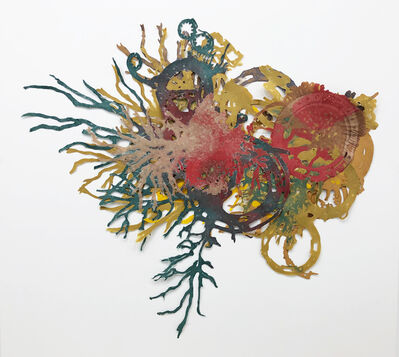 Joan Hall, 'The New Living Reef #1', 2020