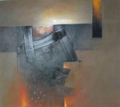 José Luis Bustamante, 'Landscape of the Sun Gods XV', 2012