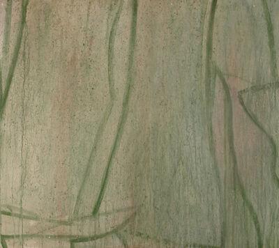 Claude Carone, 'Green Composition I', 2013