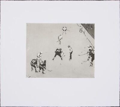 David Rathman, 'Untitled (Faceoff)', 2013