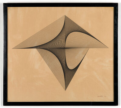 Charles Mattox, 'Untitled', 1972