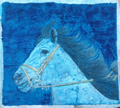 Kevin Sudeith, 'The Gallant Blue', 2018