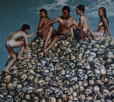 Robert Bielik, 'HILL', 2016