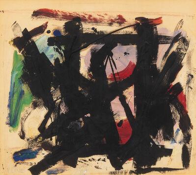 Franz Kline, 'Untitled', 1957