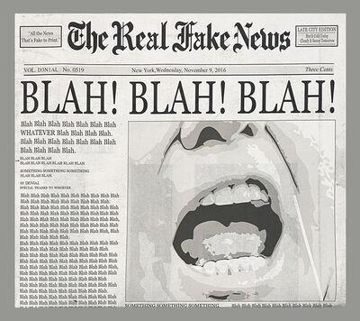 DENIAL, ''The Real Fake News' (AP)', 2020