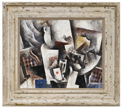 Robert Marc, 'Composition à l'as de Coeur', Circa 1970 -1980