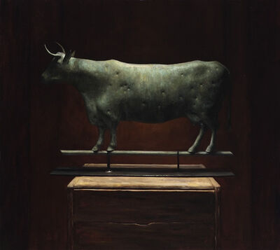 Sarah Lamb, 'Antique Cow Weathervane', 2011