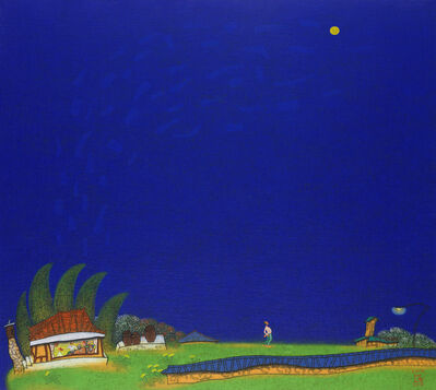 Sung-Hwan Choi, '1. 초저녁, 145x130cm', 2014