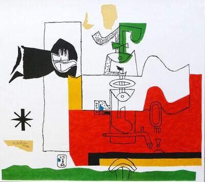 Le Corbusier, 'Totem', 1963