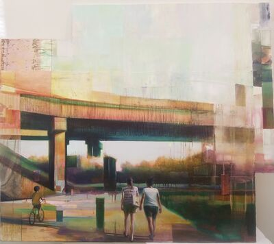 Isaac Payne, 'Above the Beltline'