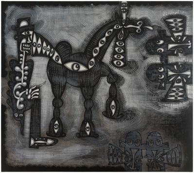 Carlos Luna, 'Ojo del Amo (Eye of the Master)', 2016