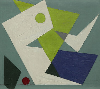 Esphyr Slobodkina, 'Seagull', 1939