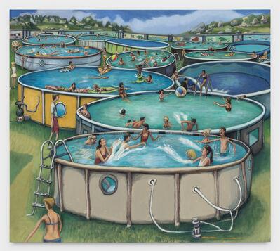 Rob Thom, '12 Pool Party', 2020