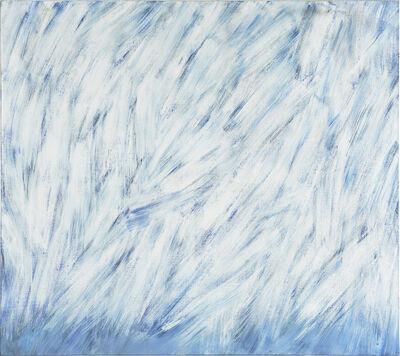 Raimund Girke, 'Weiss Feld II', 1998-99