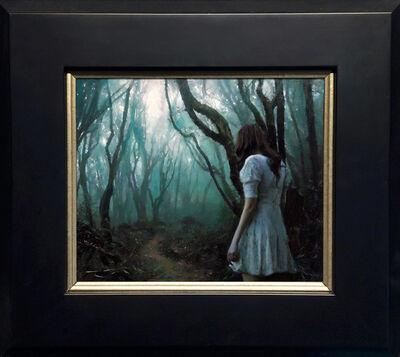 Casey Baugh, 'Wanderlust', 2014