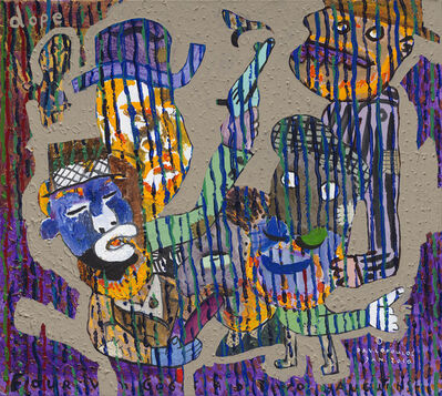 Tassos Pavlopoulos, 'The Dope', 2010