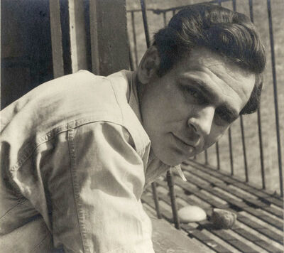 Helen Levitt, 'James Agee', 1945