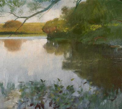 Frank Duveneck, 'Spring Day'