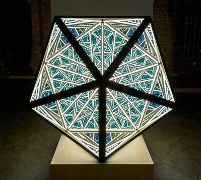 Anthony James, 'Portal Icosahedron', 2017