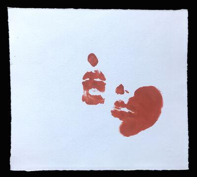 Priscila González, 'Body Print No. 3', 2016