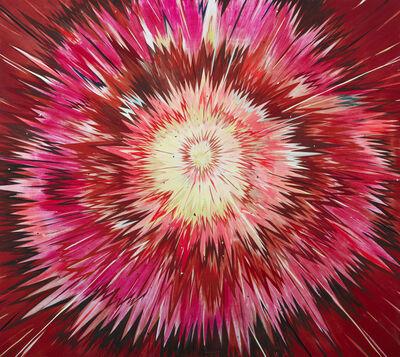 Jules de Balincourt, 'Burst Painting', 2012