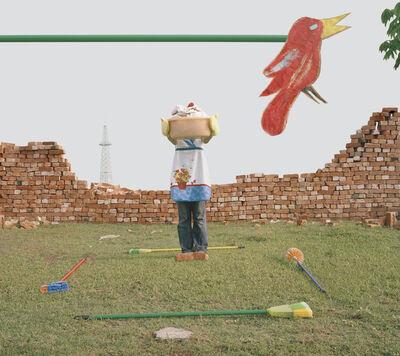 Stuart Hawkins, 'Laundry Room', 2010