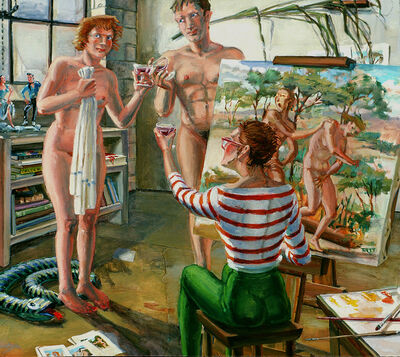 M. Louise Stanley, 'Just Another Job', 1987