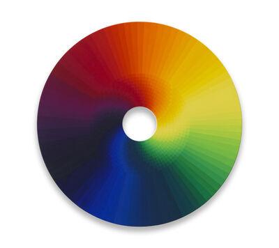 Olafur Eliasson, 'Colour experiment no.15 (small inside spiral)', 2010