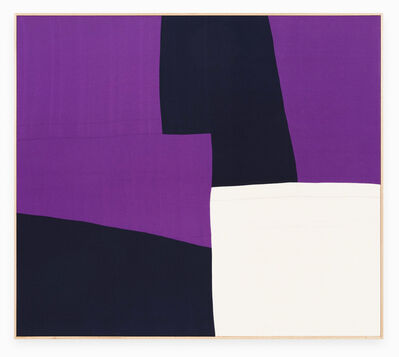 Ethan Cook, 'Purple Blue', 2021