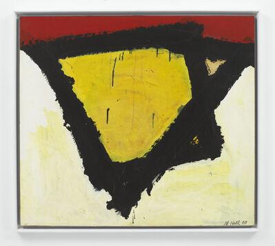 """Al Held, 'Untitled """"N""""', 1960"""