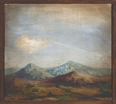 Nevan Lahart, 'Constable's cloudy conspiracy III', 2015