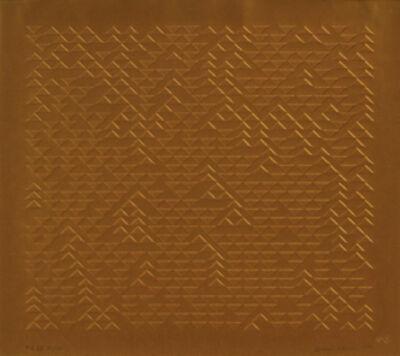 Anni Albers, 'TR III', 1970