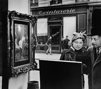 Robert Doisneau, 'A Sideways Glance', 1948