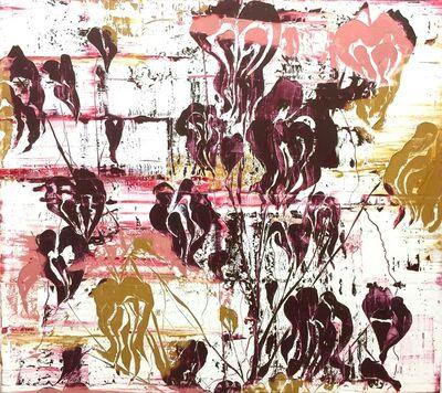 Ronald Zuurmond, 'Waterplant, Crimson', 2017