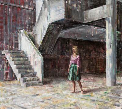 Dénesh Ghyczy, 'Concrete Steps', 2018