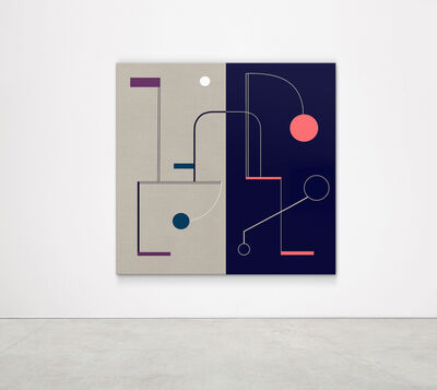 Sinta Tantra, 'Star Clock at Night (Buckminster Fuller)', 2018