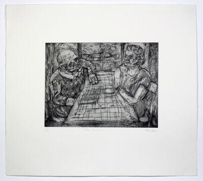 Leon Kossoff, 'The Window', 1984