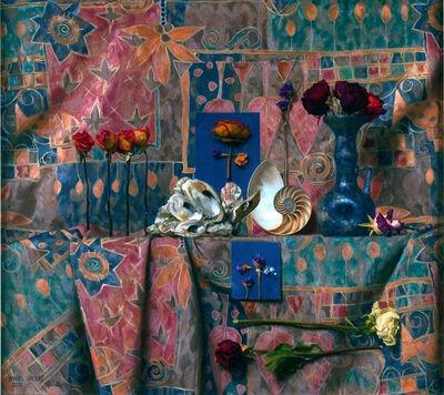 Daniel Greene, 'Venetian Vase & Chambered Nautilus', 2018