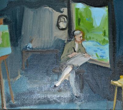 Jane Corrigan, 'Window Painting', 2012