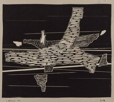 Luigi Veronesi, 'Composition', 1964