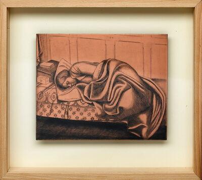 Frederick Austin, 'Sleeping Woman (Cunard Line )', 1932