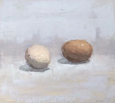 Brian Blackham, 'Spring Eggs', 2020