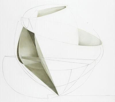 David A. Dreyer, 'Time's Wind, Forgotten Space, Navigable Plane', 2019
