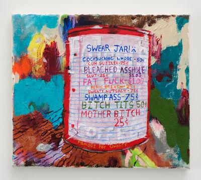 Huey Crowley, 'Swear Jar, Saving Up for Family Vacation to Italy', 2017