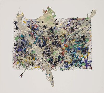 Sam Francis, 'Untitled, 1991 (SF91-23PRS)', 1991